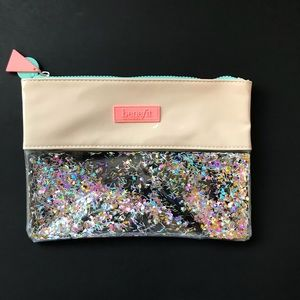 Benefit Confetti Makeup Bag